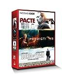 Nicolas Cage-Coffret-Le pacte + Prédictions + Lord of War...