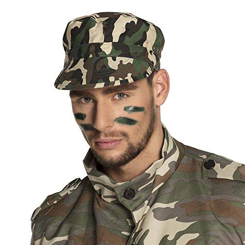 Boland Gorra Soldier, Verde, Tamaño 57/59