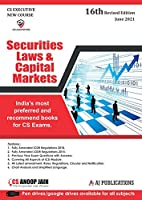 Securities Laws & Capital Markets for CS Exams - 16/edition