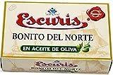 BONITO ESCURIS EN ACEITE DE OLIVA R-120
