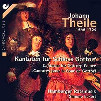 Schop, J.: Paduana / Theile, J.: Die Seele Christi Heilige Mich / Fortsch, J.P.: Aus Der Tiefe … (Cantatas, Instrumental Works for Gottorp Palace)