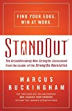 Book cover of StandOut by Marcus Buckingham