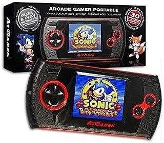 Sega Master System - Consola Retro Master Arcade Gamer Portátil (30 Juegos)