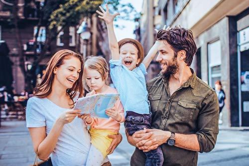 Jochen Schweizer Geschenkgutschein: Familien Städteurlaub in Europa