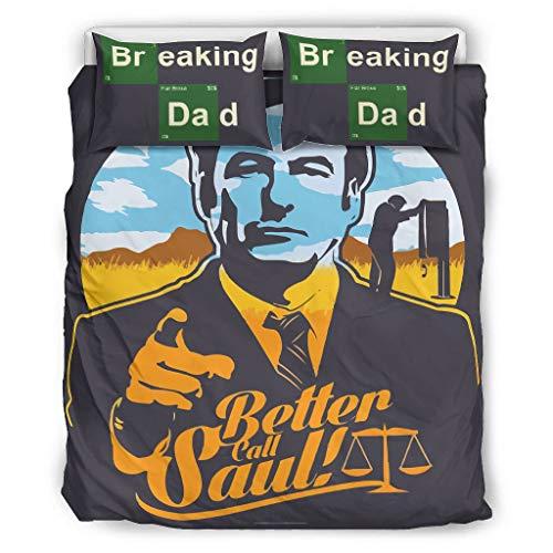 Atag Beter bellen Saul Comforter Cover Dekbedovertrek Set voor Beding Room