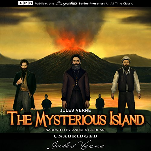 The Mysterious Island                   By:                                                                                                                                 Jules Verne                               Narrated by:                                                                                                                                 Andrea Giordani                      Length: 19 hrs and 23 mins     2 ratings     Overall 3.0