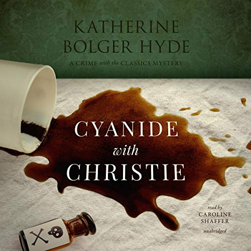 Cyanide with Christie cover art