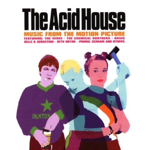 Acid House Soundtrack Edition (1999) Audio CD