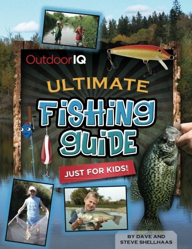 OutdoorIQ Ultimate Fishing Guide Just For Kids!