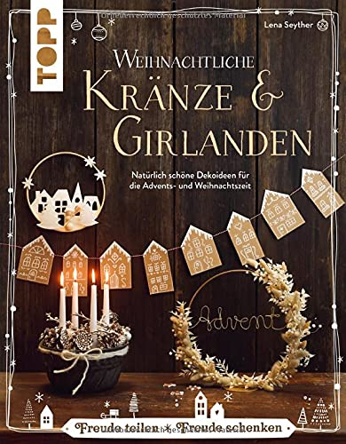 Frech Verlag GmbH Weihnachtliche Kränze Bild