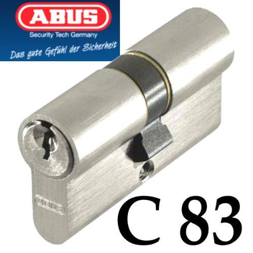 ABUS Profilzylinder Schließzylinder Typ C83 28/36 vs.