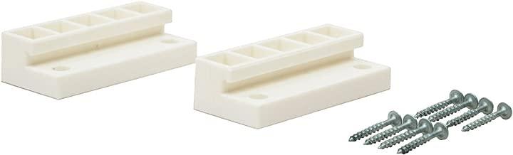 平安伸銅工業 LABRICO DIY収納パーツ 2×4ジョイント オフホワイト DXO-4