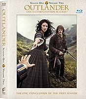Outlander: Season 1 - Vol 2 [Blu-ray]