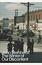 [Modern Classics Winter Of Our Discontent (Penguin Modern Classics)] [By: Steinbeck, John] [June, 2001]