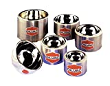 Dilvac SS/150SH Flask, Stainless Steel, Shallow Form Dewer, 2 L
