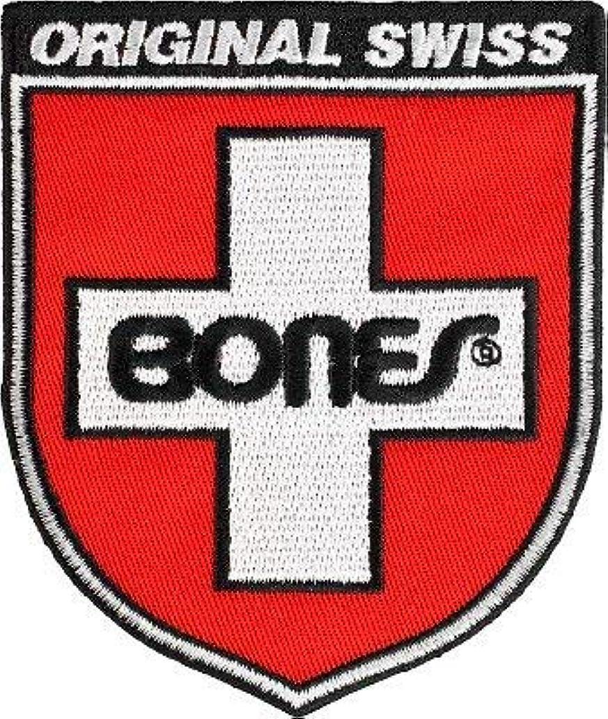 Bones Swiss Bearings Patch Shield