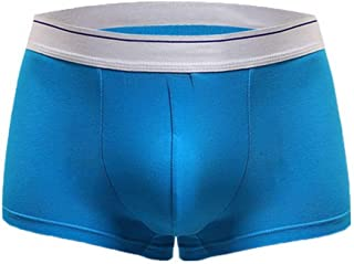 Xiang Ru Comfort Summer Breathable Boxer Shorter Briefs Underpants for Men