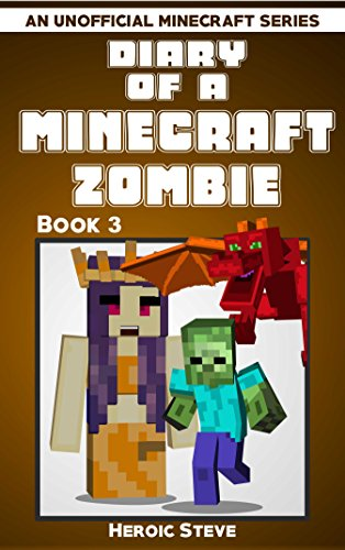 Diary of a Minecraft Zombie Book 3 (An Unofficial Minecraft Book) (English Edition)