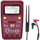 Bside ESR02Pro transistor tester SMD componenti Checker MEGA328NPN/PNP diodo resistenza induttore capacitanza Esr Meter con pinzette