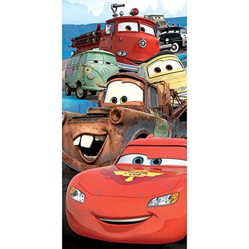 Toalla Cars Disney microfibra