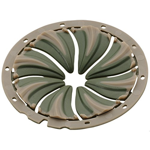 Dye Erwachsene Paintball Zubehör Rotor Quick Feed, Olive, One Size
