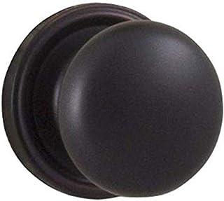 Weslock 00605I1--0020 Impresa Knob, Oil-Rubbed Bronze