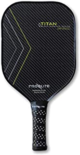 titan pro black diamond series graphite paddle