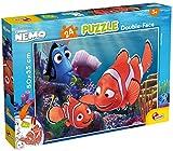 Liscianigiochi- Disney Puzzle DF Plus 24 Nemo niños, Multicolor (86481)