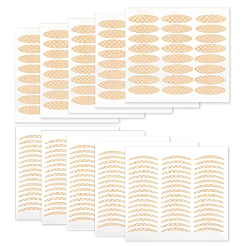 Natural Ultra Invisible Single Side Double Eyelid Tapes Lift Strips...