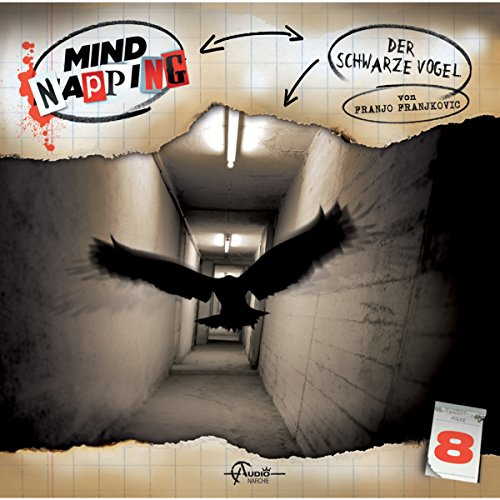 Der schwarze Vogel (MindNapping 8) audiobook cover art