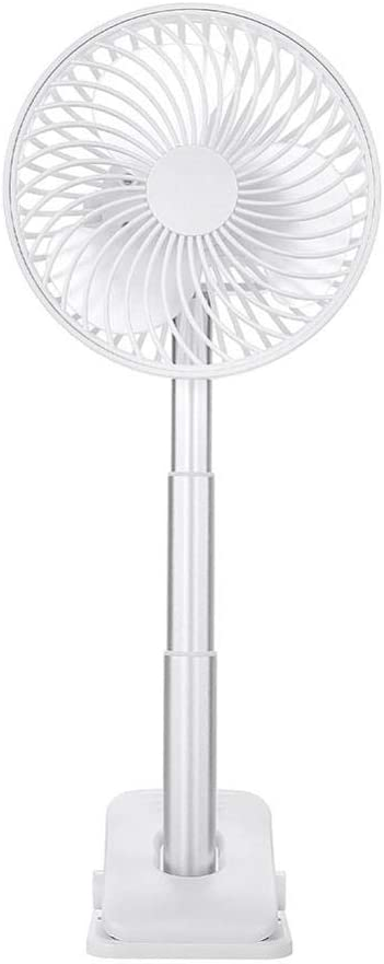 Small Desktop Fan free Mini Desk Quiet NEW D 360 Fans Stretchable