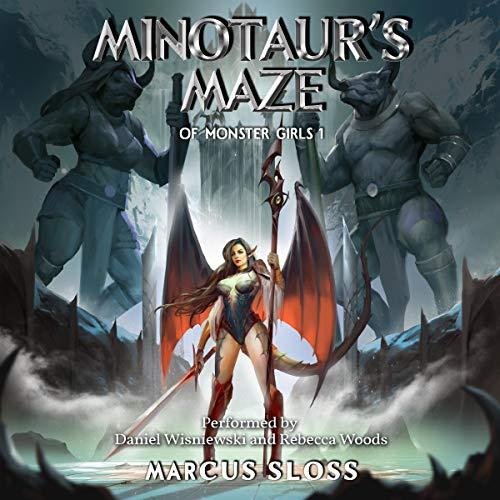 Minotaur's Maze of Monster Girls cover art