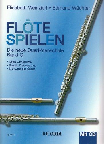 Flöte spielen C