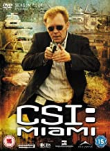 CSI Miami Series 4 Box 1 [Reino Unido] [DVD]
