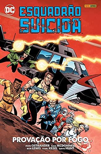Esquadrão Suicida Vol. 1: DC Vintage