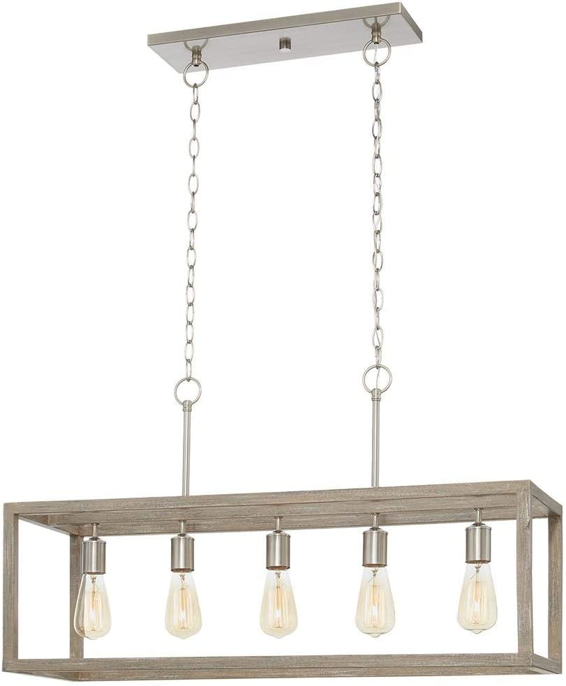 Home Decorators Now on sale Collection 7965HDCDI Quarter price Bru 5-Light Boswell