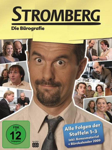 Die Bürographie (Staffel 1-3) (6 DVDs)