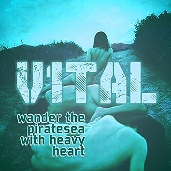 Wander The Piratesea With Heavy Heart