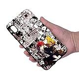 Prise en Charge de TPU pour iPhone 12/12 Pro Max 12 Mini 11 Pro Max SE X XS Max XR 8 7 6 6s Plus...