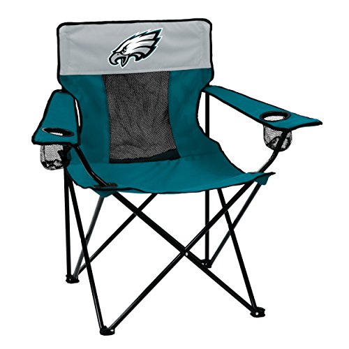 Philadelphia Eagles NFL Deluxe Folding Arm Chair