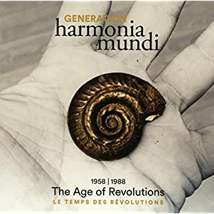 Generation Harmonia Mundi The Age Of Revolutions:Videomesum
