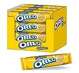Oreo - Pack de bocadillos para bocadillos Dorado 16 unidades