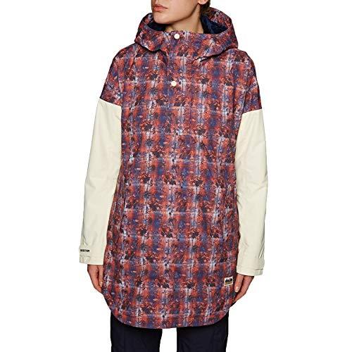 Burton Damen Snowboard Jacke Chuteout Anorak Jacket