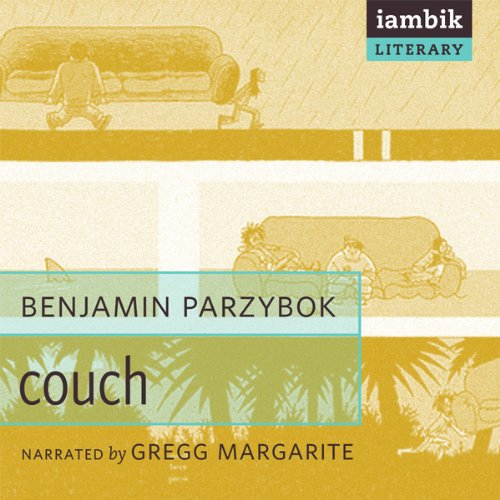Couch audiobook cover art