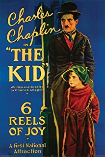 Hot Stuff Charlie Chaplin The Kid Vintage Style 24