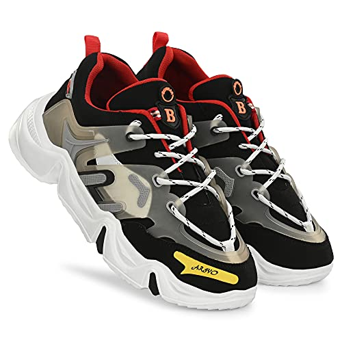 Arivo Men's Running Shoes Walking Lightweight Athletic Sports Shoes – AR8P