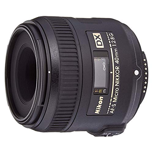 Nikon 単焦点マイクロレンズ AF-S DX Micro NIKKOR 40mm f 2.8G ニコンDXフォーマット専用