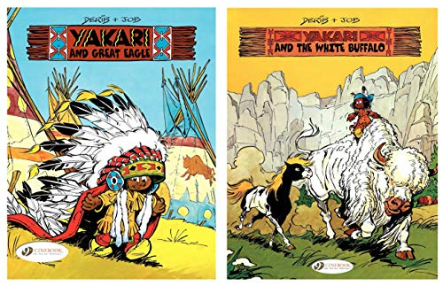 Yakari Comic Book (English Edition)