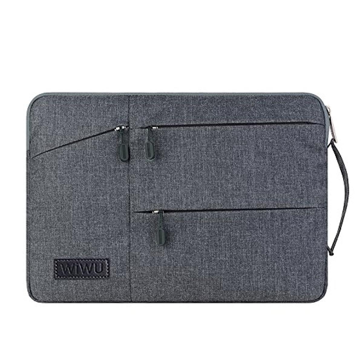 WIWU Laptop Sleeve Case Bag Carry Bag Hand Bag 13 inch for Macbook 13