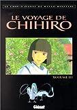 Le Voyage de Chihiro, tome 3 - Glénat - 26/03/2002
